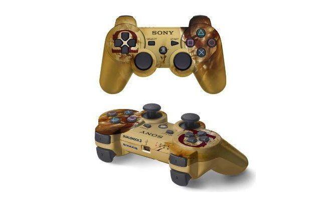 control dual shock ps3 - god of war-gow-nuevo!!
