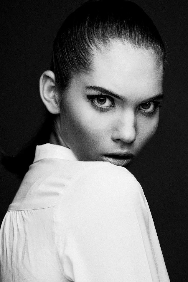 Photo: Marton Kecskes Model: Adri Benko Hair: Orsolya Kiss