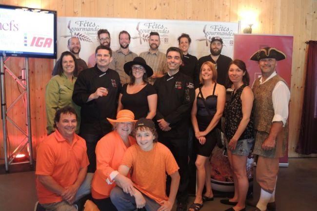 du 14 au 16 août, au Collège Esther-Blondin à Saint-Jacques de Montcalm.  Les Fêtes gourmandes de Lanaudière rappliquent pour une 11e édition - Culture - Hebdo Rive Nord