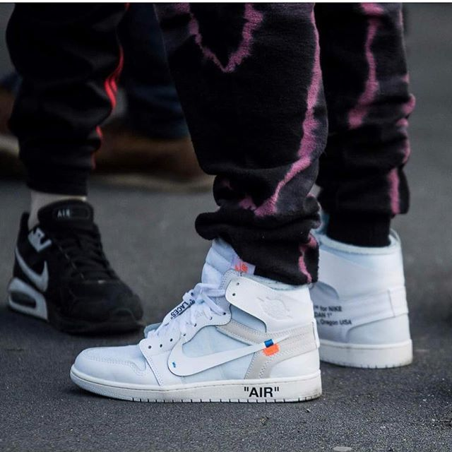 4741997986e Off White x Nike Air Jordan 1 | For The Love of Sneakers | Sneakers ...