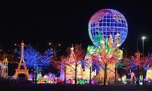 Groupon - Global Winter Wonderland Through January 7 in SDCCU Stadium. Groupon deal price: $38