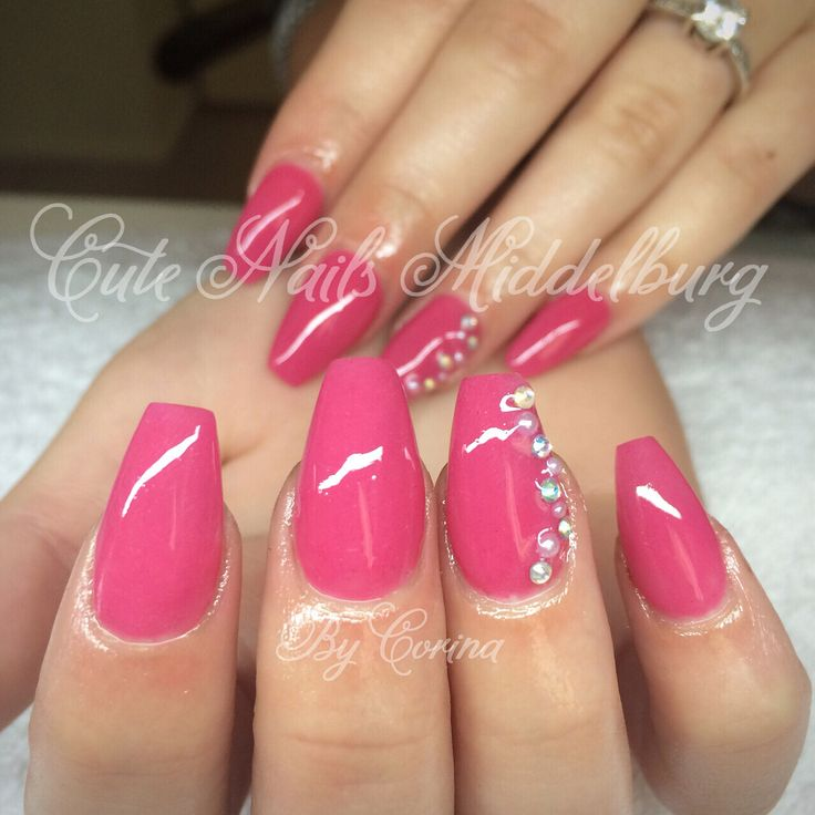 The 156 best Acrylic nails images on Pinterest | Acrylic nail ...