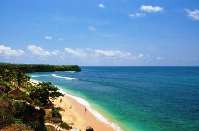 Beautiful Balangan Beach, Bali