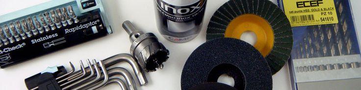 Macchine e materiali per lavorare l'inox