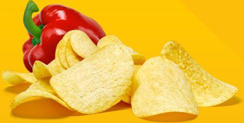 Домашние картофельные чипсы— просто супер вкусно