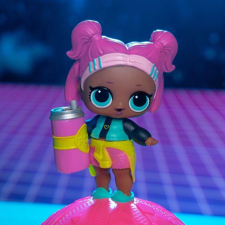Lol Surprise Confetti Pop V Q R T Popular S T E M Club Series 3 Confetti Pop She Is Cry Doll Loldoll Lolsurprise Lol Lolsurp Bonecas Brinquedos Lol Doll