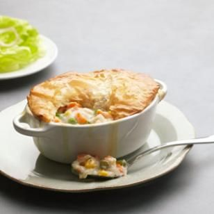 Creamy Chicken Potpie Recipe | Eating Well