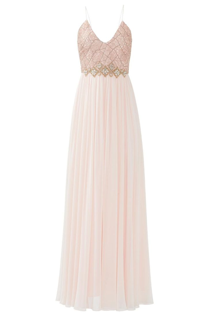 Blushing Ballerina Gown by Badgley Mischka for $150   Rent the Runway