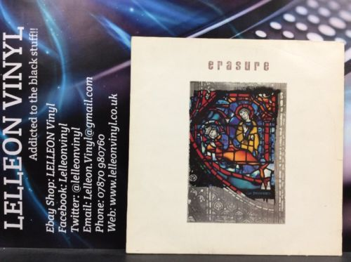 Erasure The Innocents LP Album Vinyl Record STUMM55 A2/B2 Pop 80's Music:Records:Albums/ LPs:Pop:1980s
