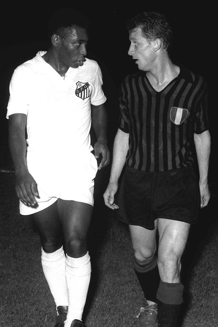 Pelé vs. Trapattoni.