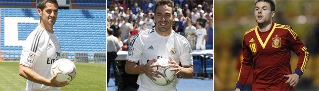 El Real Madrid aspira a un cambio de rumbo con los fichajes de tres jóvenes jugadores de la sub21 y de un nuevo entrenador. ¿Lo conseguirá?  http://www.elicebergdemadrid.com/noticia/37003/Opinion/El-cambio-de-rumbo-del-Real-Madrid.html