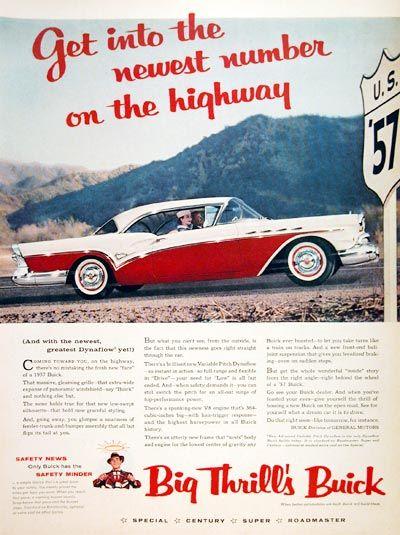 22 1957 Buick