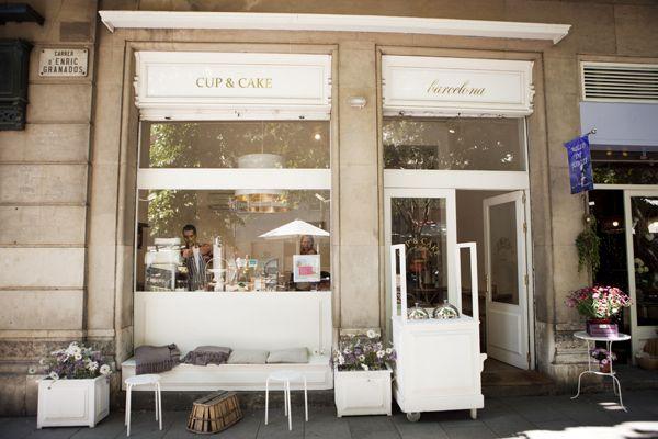 Cup & Cake | Barcelona, Spain