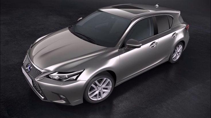 Lexus updates  CT 200H