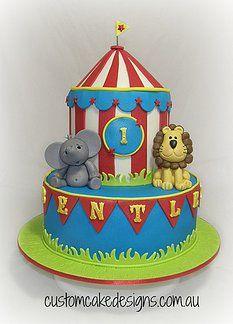 Image result for 1st birthday cake
