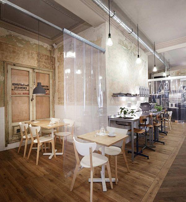 Coutume Cafe in Paris