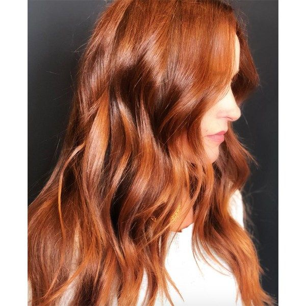 Rich Red Color From Lanza Healing Haircare Get The Formulas And