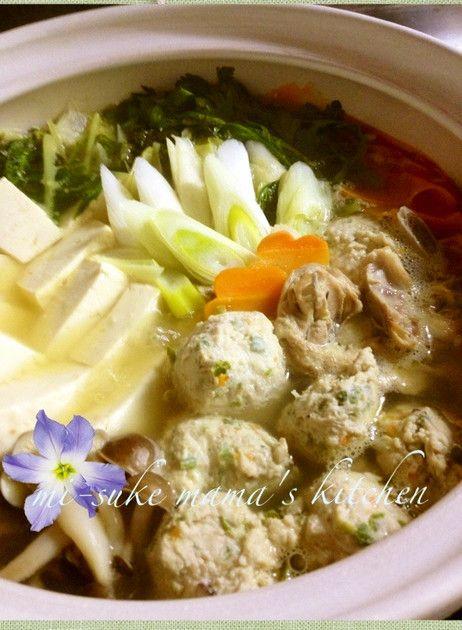 スープ缶を使って手軽に挑戦♪博多 水炊きの美味しいレシピ