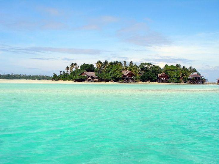 Derawan island, Borneo, Indonesia. #Indonesia