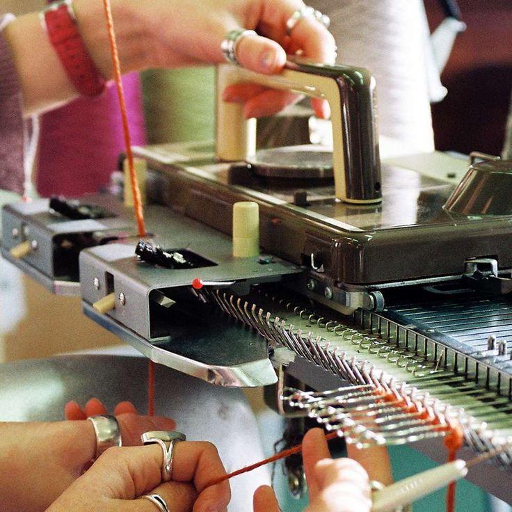 Basics of Machine Knitting | Keep & Share