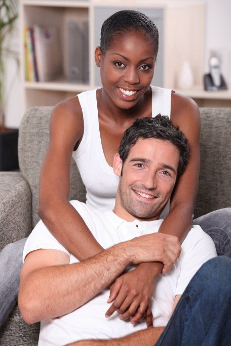 Persian guy dating black girl