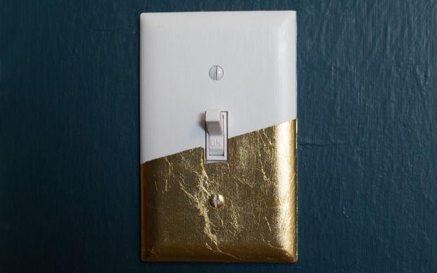 11 ideias incríveis para você customizar o interruptor do seu quarto - Voce - CAPRICHO