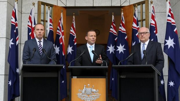 Federal politicians spend $500,000 on Australian flags - but Tony Abbott does not buy one