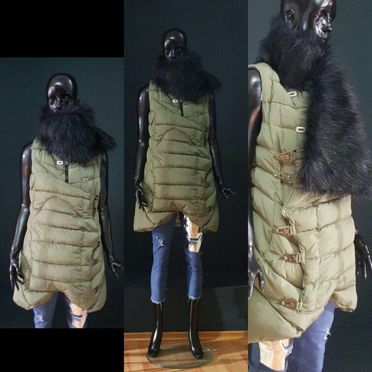 New waistcoat@nff