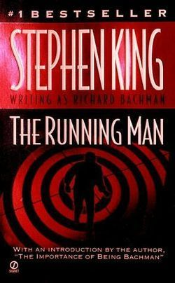 The Running Man by Richard Bachman - read the Writer's Relief book review at goodreads.com