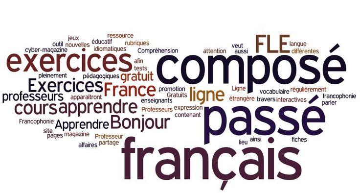 Le passé composé, auxiliaire AVOIR et verbes du 1er groupe - Débutant - Grammaire Française