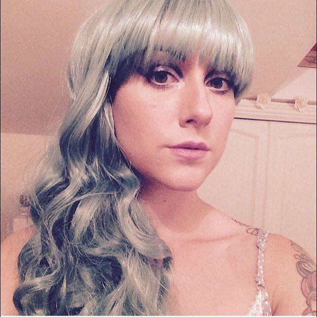 Lush Wigs - Green Revolution looks real sweet on @ginasaromills  #lushwigs #lushwigsgreenrevolution #wig #wigs www.lushwigs.com