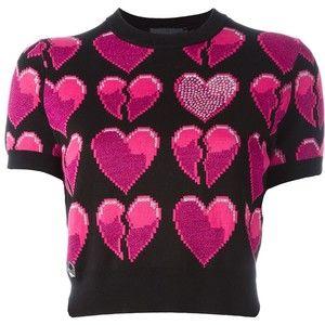 Philipp Plein Not Found Sweater