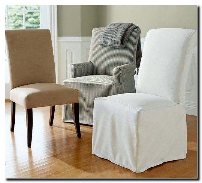 Pottery Barn Dining Room Chairs Slipcovers   Dining Room Ideas Part 98