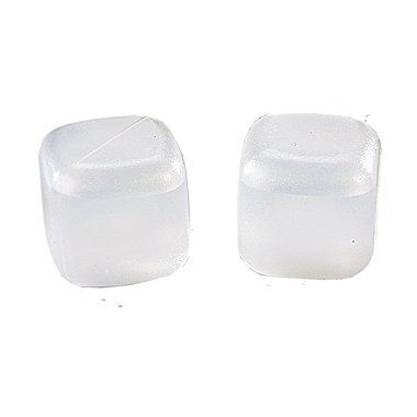 Ceramic ice cubes