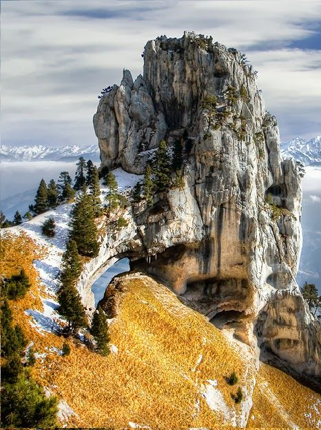 Chartreuse Mountains, France