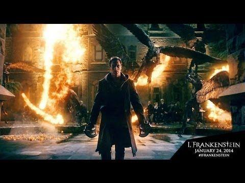 Frankenstein: Entre Anjos e Demônios (I, Frankenstein, 2014) - Trailer H...