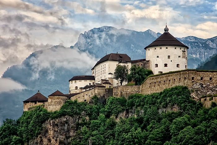 #Kufstein Castle, #Austria #feelaustria
