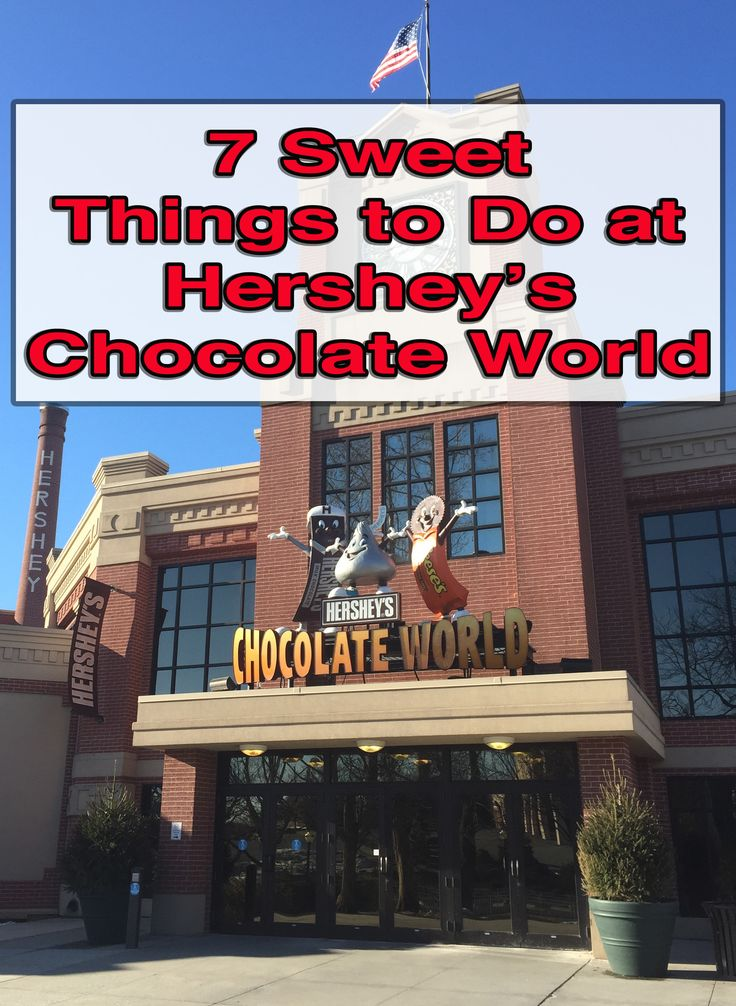 Don't visit Pennsylvania Dutch Country without taking the family to Hershey's Chocolate World. Click below for my top picks: http://uncoveringpa.com/things-to-do-hersheys-chocolate-world