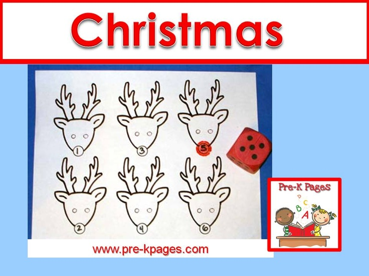 227 best kindergarten christmas activities images on
