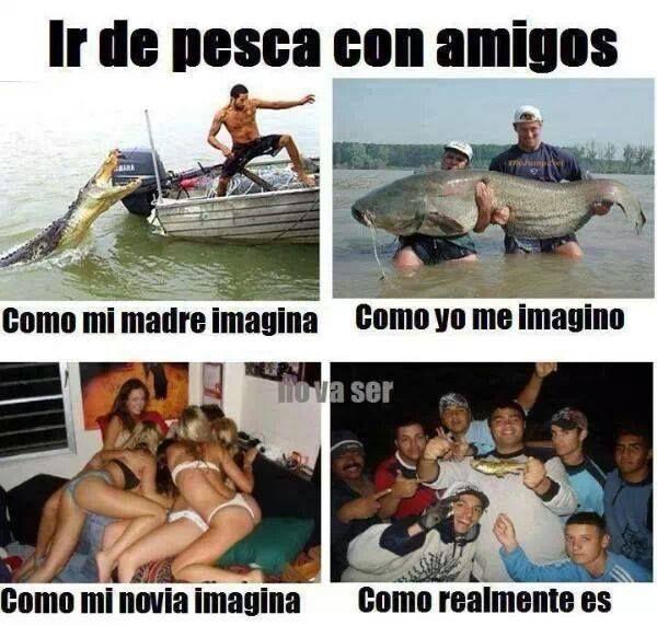 #Pescando #Humor #novia #celosa