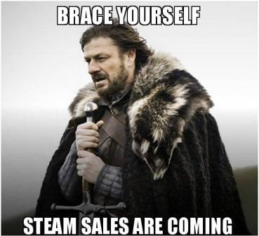 Steam Holiday Sale 2016 Dates Leaked - Again!