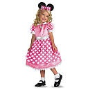 """Mickey Mouse Clubhouse Minnie Mouse Halloween Costume - Toddler Size Medium 3T-4T -  Disguise Inc. - Toys""""R""""Us"""