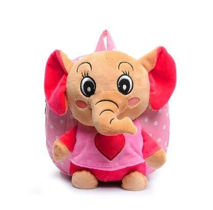 Lovely soft Plush hello kitty bear school bag doll detachable bag school backpack for baby boys girls 0-3years kids mochila