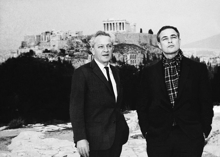 ΑΘΗΝΑ 1960 JYLES DASSIN-MARLON BRANDO