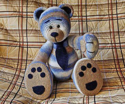Stanley the bear