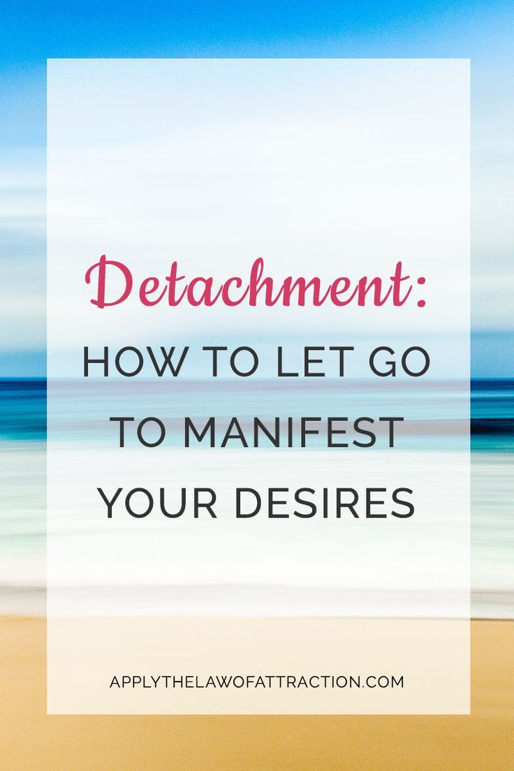 Neville Goddard on Letting Go: How to Let Go to Manifest Easily