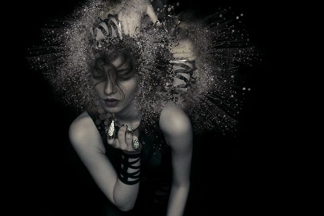 por Nadia Wicker, del proyecto fotografico Pampeliska, 2014.