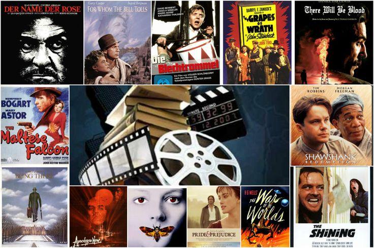 Miércoles 13 de Septiembre reinicio del Curso De la Literatura al Cine en la Librería El Péndulo de la Colonia Roma. No te lo pierdas!!!