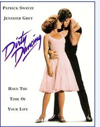 """Bff and I would try on the """"Dirty Dancing"""" shoes at Payless all the time, begging our moms to get a pair."""
