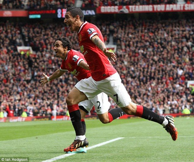 Angel Di Maria has been a revelation since moving to Old Trafford from Real Madrid in a £60million move